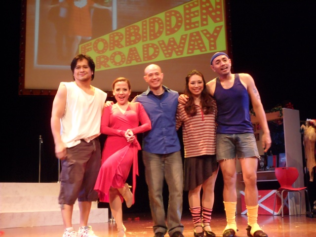 Forbidden Broadway Creating More Spoof Addicts | Halloween ...